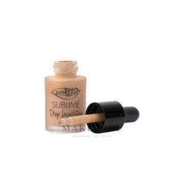 Podkład w płynie PuroBio Cosmetics 03 15 ml