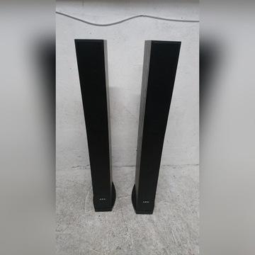 Kolumny podłogowe Aeg lb 4710 czarne 500W