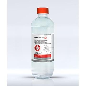 4 x Płyn do dezynfekcji Hygea Med+ 500ml