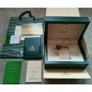Nowe Pudełko Na Zegarek Rolex 39139.04 M