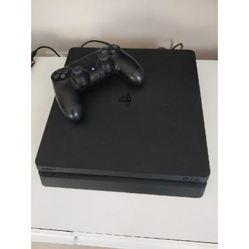 Playstation 4 slim 500 + fifa 19 + battlefield 1