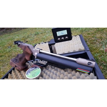 Walther LPM-1 LPM 1 pistolet wiatrówka PCA 4,5 mm