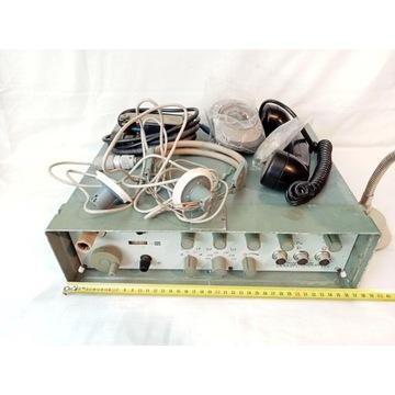 Krótkofalowa radiostacja RFT SEG 15D armii NRD