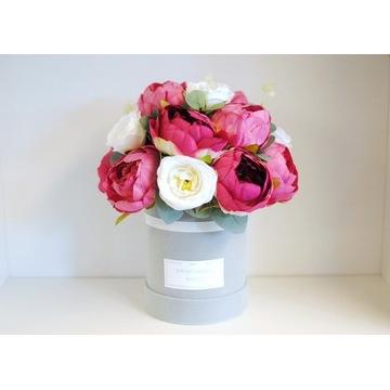 Kwiaty sztuczne Flowerbox