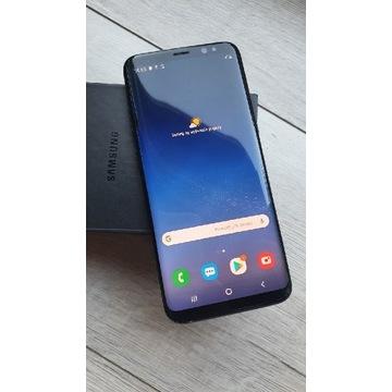 Samsung s8 dualsim, nowa szyba wysw.,nowa bateria