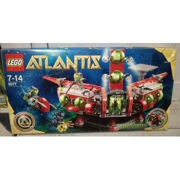Lego Atlantis Dowództwo Badań Atlantydy 8077