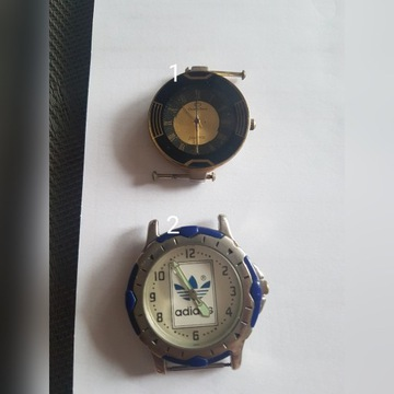 Zegarki są do naprawy lub na części
