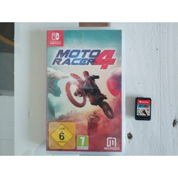 __ MOTO RACER 4 SWITCH __