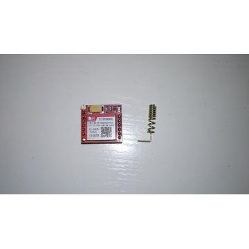 Moduł GSM SIM800L