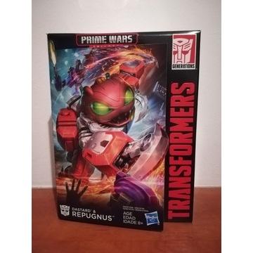 Transformers Titans Return Dastard & Repugnus