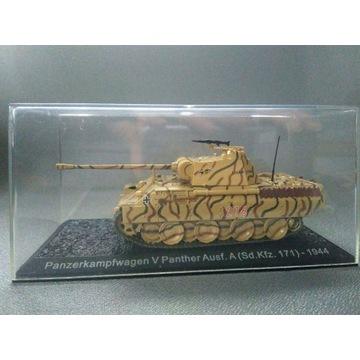 kolekcjonerski MODEL CZOŁGU V Panther - 1944