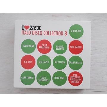 Italo Disco Collection 3 ( 3 CD )