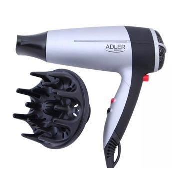 Adler AD 2239 Suszarka 2000 W z dyfuzorem