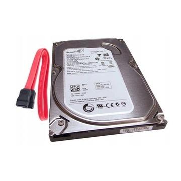 Dysk Twardy HDD Seagate 500GB SATA III 3 7200 RPM