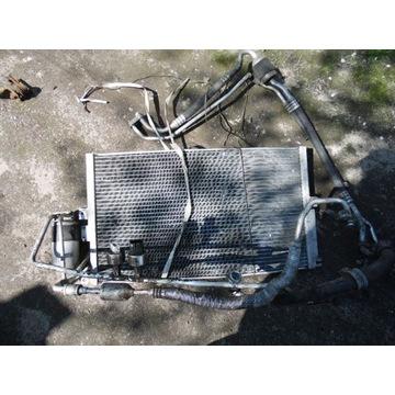 Vectra B chłodnica klimatyzacji z rurkami