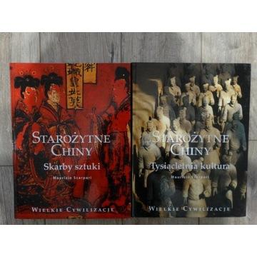 Wielkie cywilizacje Starożytne Chiny