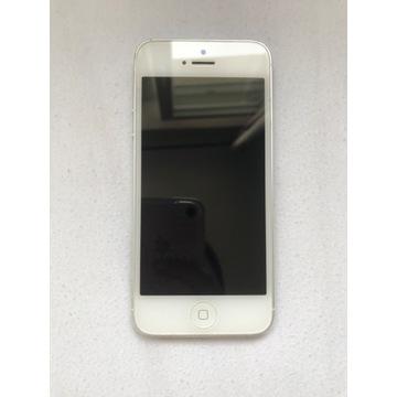 iPhone 5 używany super stan biały