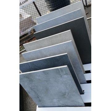 Płyty na taras,balkon, do ogrodu gres 2cm 60x60x20