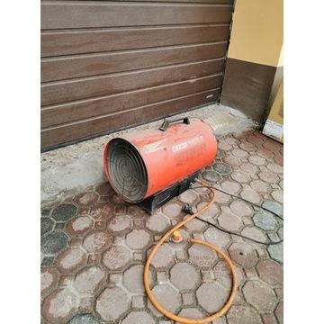 Dmuchawa nagrzewnica gazowa