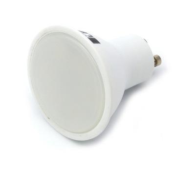 Żarówka GU10 LED 2835 SMD 7W CCD Zimna Biała