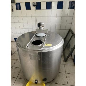 Schładzalniki basen do mleka 430L