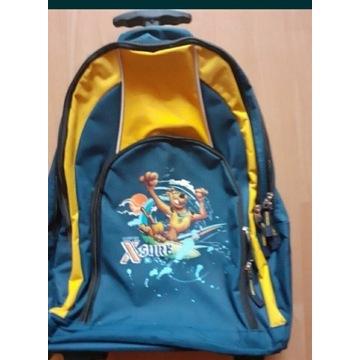 Plecak na kółkach Scooby Doo