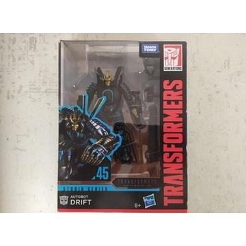 Transformers Drift Studio Series