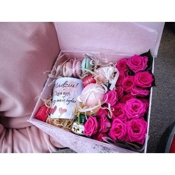 Podziękowanie dla Świadkowej Gift Box