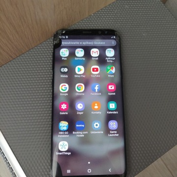 Samsung S8+ SM-G955F - okazja!