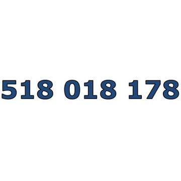 518 018 178 ORANGE ŁATWY ZŁOTY NUMER STARTER