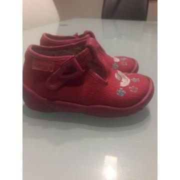 Befado pantofle  dla dziewczynki 20