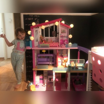 Mattel Barbie Idealny domek dla lalek TOP Orginal