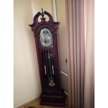 Zegar stojący nakręcany