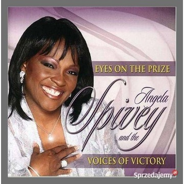 Angela Spivey - Eyes Of The Prize (CD) (USA)