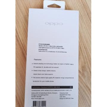 Oppo RX17 Neo etui