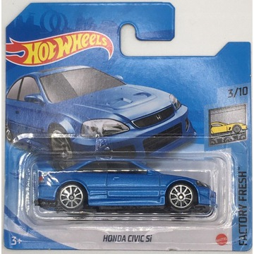 Hot Wheels Honda Civic Si