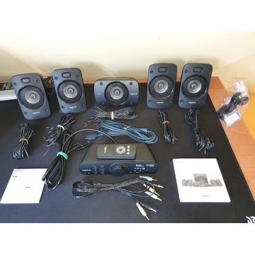 Logitech Z906 5.1 500 W RMS Dolby Digital THX