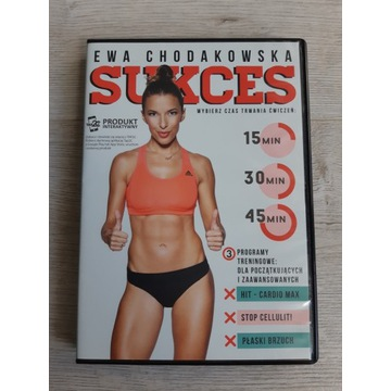 SUKCES Ewa Chodakowska DVD