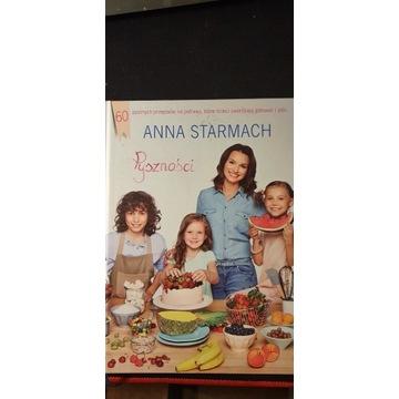 Książka Pyszności Anny Starmach