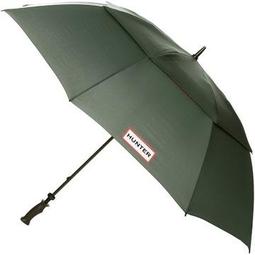 Obszerny parasol renomowanej marki Hunter