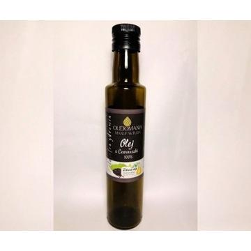 Olej z czarnuszki nierafinowany 250 ml