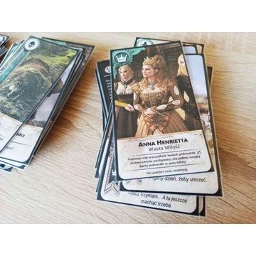 TOUSSAINT - Karty do gry w Gwinta -Talia -Wiedźmin