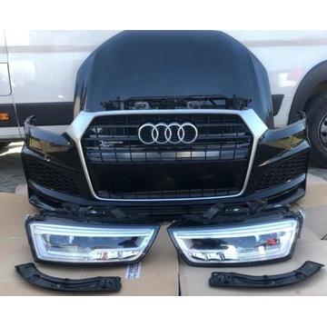 Przód Audi Q3 8U0 2XS Line 15/18r LY9B