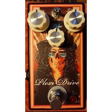 Efekt gitarowy plexi drive na bazie w-a-m-p-l-e-r