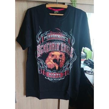 Harley Davidson t-shirt XL nowa