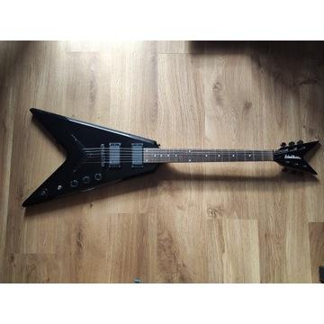 Gitara Washburn v200 pro e EMG 85 EMG 81+pokrowiec