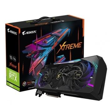 Gigabyte GeForce RTX 3090 AORUS XTREME 24GB gw 24