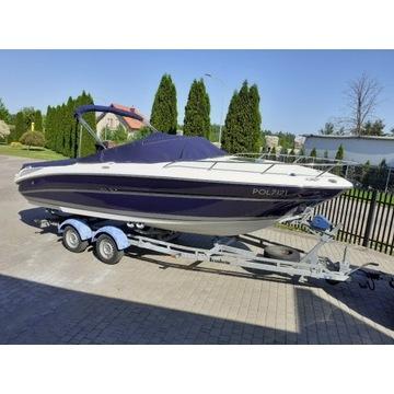 Sea Ray 220 Limited Edition 4.3 MPI Salon Polska