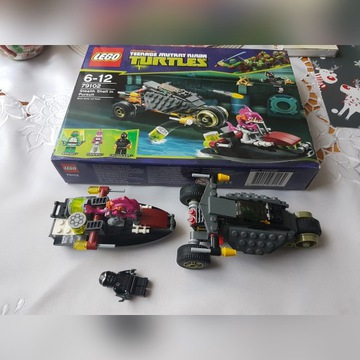 Lego Turtles 79102