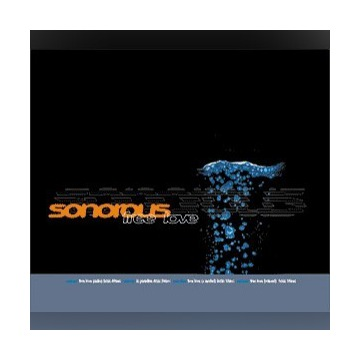 Sonorous - Free Love (Maxi CD)